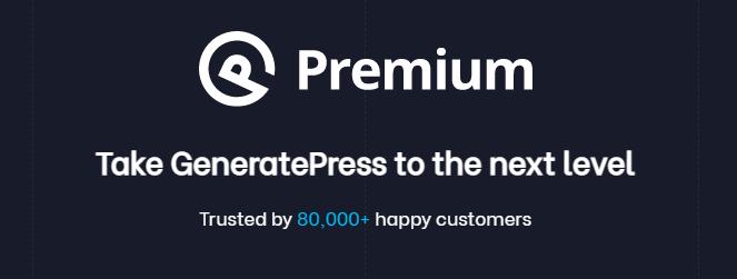 GeneratePress Premium Review